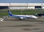 よんすけさんが、羽田空港で撮影した全日空 787-9の航空フォト(写真)