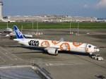よんすけさんが、羽田空港で撮影した全日空 777-381/ERの航空フォト(写真)