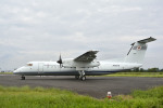 Gambardierさんが、岡南飛行場で撮影した国土交通省 航空局 DHC-8-315Q Dash 8の航空フォト(写真)