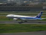 なまくら はげるさんが、羽田空港で撮影した全日空 777-281の航空フォト(写真)