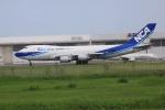 けいとパパさんが、成田国際空港で撮影した日本貨物航空 747-4KZF/SCDの航空フォト(写真)