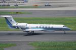 神宮寺ももさんが、羽田空港で撮影した海上保安庁 G-V Gulfstream Vの航空フォト(写真)