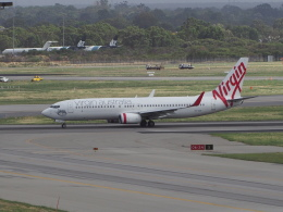 ken1☆MYJさんが、パース空港で撮影したヴァージン・オーストラリア 737-8FEの航空フォト(写真)
