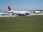 ss5さんが、那覇空港で撮影した日本アジア航空 747-346の航空フォト(写真)