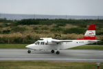 ss5さんが、粟国空港で撮影した第一航空 BN-2B-20 Islanderの航空フォト(写真)