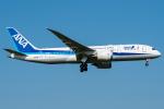Kanryoさんが、成田国際空港で撮影した全日空 787-8 Dreamlinerの航空フォト(写真)