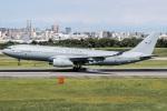 Kanryoさんが、伊丹空港で撮影したイギリス空軍 A330-243/MRTTの航空フォト(写真)