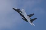 かずまっくすさんが、三沢飛行場で撮影した航空自衛隊 F-15J Eagleの航空フォト(写真)