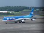 射命丸サンアークさんが、成田国際空港で撮影したエア・タヒチ・ヌイ A340-313Xの航空フォト(写真)