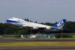 on-chanさんが、成田国際空港で撮影した日本貨物航空 747-4KZF/SCDの航空フォト(写真)