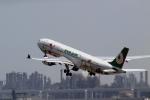 なまくら はげるさんが、羽田空港で撮影したエバー航空 A330-302Xの航空フォト(写真)