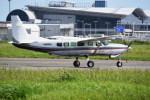 kumagorouさんが、仙台空港で撮影した朝日航空 208 Caravan Iの航空フォト(写真)