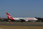 しかばねさんが、シドニー国際空港で撮影したカンタス航空 767-381F/ERの航空フォト(写真)