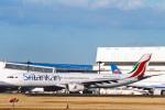 菊池 正人さんが、成田国際空港で撮影したスリランカ航空 A330-343Eの航空フォト(写真)