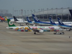 PW4090さんが、関西国際空港で撮影したエバー航空 A321-211の航空フォト(写真)