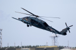 チャッピー・シミズさんが、三沢飛行場で撮影した航空自衛隊 UH-60Jの航空フォト(写真)