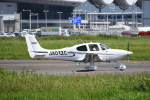 kumagorouさんが、仙台空港で撮影した航空大学校 SR22の航空フォト(写真)