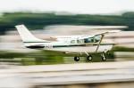 NCT310さんが、調布飛行場で撮影した川崎航空 TU206G Turbo Stationair 6 IIの航空フォト(写真)