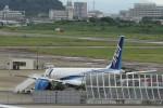 よりさんが、名古屋飛行場で撮影した三菱航空機 MRJ90STDの航空フォト(写真)