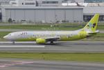 K.787.Nさんが、福岡空港で撮影した大韓航空 737-86Nの航空フォト(写真)