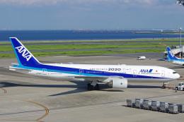 apphgさんが、羽田空港で撮影した全日空 777-281/ERの航空フォト(写真)
