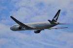 tecasoさんが、関西国際空港で撮影したキャセイパシフィック航空 777-367の航空フォト(写真)