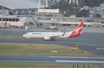 amagoさんが、シドニー国際空港で撮影したカンタス航空 737-838の航空フォト(写真)