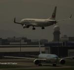TopGunさんが、福岡空港で撮影したJALエクスプレス 737-846の航空フォト(写真)