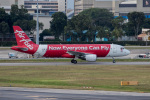 xingyeさんが、シンガポール・チャンギ国際空港で撮影したエアアジア・インドネシア A320-216の航空フォト(写真)