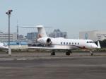 51ANさんが、羽田空港で撮影したアメリカ企業所有 G-V Gulfstream V-SPの航空フォト(写真)