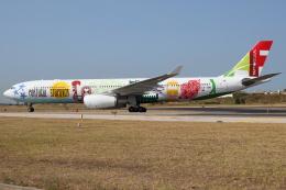 つみネコ♯2さんが、リスボン・ウンベルト・デルガード空港で撮影したTAP ポルトガル航空 A330-343Eの航空フォト(写真)