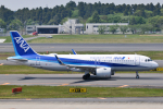panchiさんが、成田国際空港で撮影した全日空 A320-271Nの航空フォト(写真)