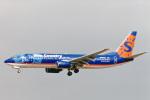 菊池 正人さんが、ロサンゼルス国際空港で撮影したサンカントリー・エアラインズ 737-8Q8の航空フォト(写真)