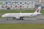 K.787.Nさんが、福岡空港で撮影した中国東方航空 A320-214の航空フォト(写真)