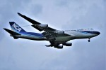 yoshibouさんが、成田国際空港で撮影した日本貨物航空 747-4KZF/SCDの航空フォト(写真)