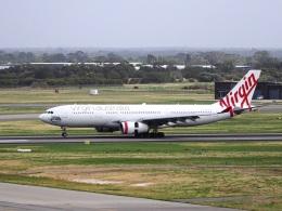 ken1☆MYJさんが、パース空港で撮影したヴァージン・オーストラリア A330-243の航空フォト(写真)