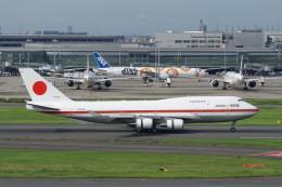 pringlesさんが、羽田空港で撮影した航空自衛隊 747-47Cの航空フォト(写真)