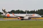 camelliaさんが、成田国際空港で撮影したジェットスター・ジャパン A320-232の航空フォト(写真)