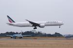 ポン太さんが、成田国際空港で撮影したエールフランス航空 777-328/ERの航空フォト(写真)