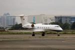 スポット110さんが、羽田空港で撮影した南山公務 G-IV-X Gulfstream G450の航空フォト(写真)