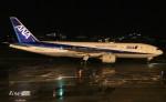RINA-200さんが、小松空港で撮影した全日空 777-281の航空フォト(写真)