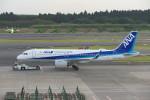 krozさんが、成田国際空港で撮影した全日空 A320-271Nの航空フォト(写真)