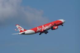 pringlesさんが、成田国際空港で撮影したインドネシア・エアアジア・エックス A330-343Xの航空フォト(写真)