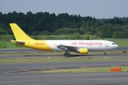 pringlesさんが、成田国際空港で撮影したエアー・ホンコン A300F4-605Rの航空フォト(写真)