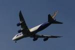 mougandouさんが、成田国際空港で撮影したアトラス航空 747-87UF/SCDの航空フォト(写真)