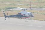 HEATHROWさんが、神戸空港で撮影したノエビア AS350B3 Ecureuilの航空フォト(写真)