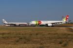 つみネコ♯2さんが、リスボン・ウンベルト・デルガード空港で撮影したTAP ポルトガル航空 A330-343Xの航空フォト(写真)