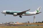 つみネコ♯2さんが、リスボン・ウンベルト・デルガード空港で撮影したアゾレス・エアラインズ A330-223の航空フォト(写真)