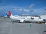 ss5さんが、那覇空港で撮影した日本トランスオーシャン航空 737-4K5の航空フォト(写真)