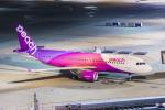 mameshibaさんが、羽田空港で撮影したピーチ A320-214の航空フォト(写真)
